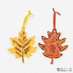 :) paper leafs arts / craft