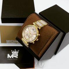 Michael Kors MK6360   @MyRich.de #MichaelKors #michaelkorswatch #mk #mk6360 #original #mkwatch #bestoftheday #watch #style #uhr #chronograph #fossil #new #photooftheday #lifestyle #brand #jetset #Luxus  #juwelry #luxury #lady #fashion #rosa #michaelkorsgold #special #gold #goldwatch #accessories #crystal