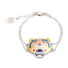 kenzo - sterling silver bracelet from mytheresa. Saved to Epic Wishlist. Shop more products from mytheresa on Wanelo. Kenzo, Bracelets En Argent Sterling, Diamond Bangle, Material Girls, Bracelet Designs, Designing Women, Jewelry Accessories, Give It To Me, Jewelry Making