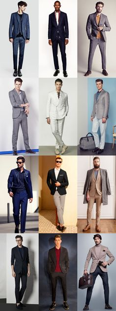 Men's Style Guide: No Tie and No Shirt but T-shirt or Polo Lookbook Inspiration