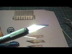 TIP ON APPLYING BARE METAL FOIL MADE EASY. - YouTube