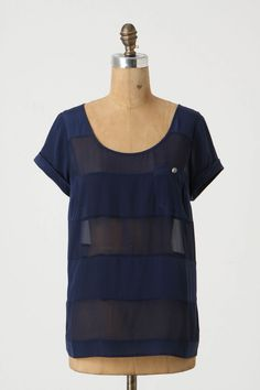 Sheer nautical; $98 from Anthro