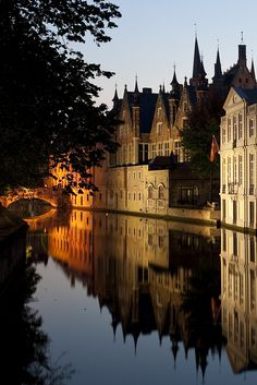 Bruges (Explored) by karsten1605 on Flickr.