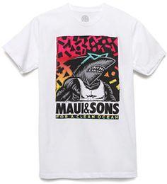 Maui & Sons For A Clean Ocean T-Shirt