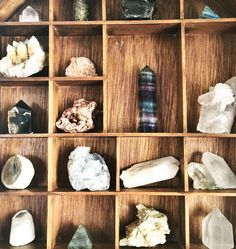 Get an in-depth introduction into everything you need to know about crystals from Kate and Eugenia of Flight of Fancy.