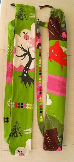 Couture à la maison - Sewing at home: Sac à parasol