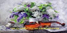 Bir Demet Nergis Romantic Series, Watercolor Flower, Flower Art, Still Life, Artist, Artwork, Flowers, Painting, Videos