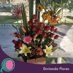 Los arreglos florales más hermosos los encuentras en Enviando Flores has tu pedido y sorprende a esa personita que tanto quieres. #EnviandoFlores #Flores #ArreglosEmpresariales #ArregloFloral #ArreglosFlorales #CanastasFlorales #CentrosDeMesa #Aniversarios #Bodas #Cumpleaños  Visita nuestra página: http://ift.tt/28ZnP63