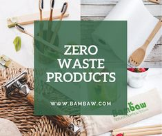 Jumpstart your zero waste living by swapping your single-use plastic products with reusable sustainable plastic free alternatives.