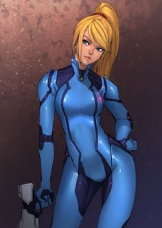 Zero Suit Samus by doghateburger.deviantart.com on @deviantART