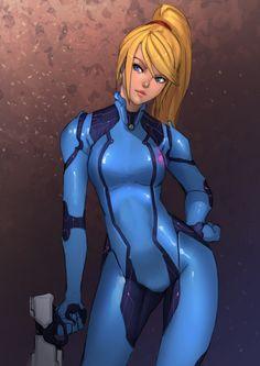 Zero Suit Samus by doghateburger.deviantart.com on @deviantART