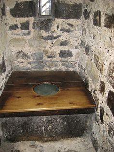 Oldest Toilet in England by Jose and Roxanne, via Flickr    Before Sir Henry Norris became One of the Five Blokes to be Beheaded for Getting Randy with Anne Boleyn, he held the title of Henry VIII's Groom of the Stool. Nowadays this sounds like the worst job ever, and yet at the time it was the crème de la crème of jobs in the royal Tudor household.