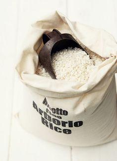 arborio rice (for risotto)