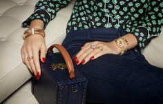 Vogue Travel Nails by Hiro Roberto Badin