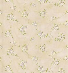 Brewster 8 in. H Misty Floral Wallpaper Sample - The Home Depot Brewster Wallpaper, Country Blue, Iphone Background Wallpaper, Lavender Blue, Home Wallpaper, Vintage Tea, Wall Murals, Vintage World Maps, Peach