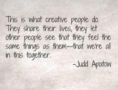 creative people rock