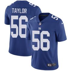 e5299bc05 Nike Giants Jason Pierre-Paul Royal Blue Team Color Youth Stitched NFL  Vapor Untouchable Limited Jersey And Tony Jefferson jersey