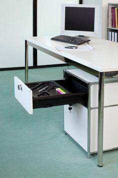 system4 Swiss modular furniture Drawer Divider assembly inspired