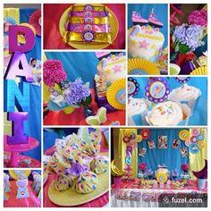 """FIESTA """"SOY LUNA"""" #soyluna #fiestasoyluna #fiesta #party #partyplanner #partyideas #festa #partydecor #ideas #handmade #hechoamano #soyDani #creative #creandoando INFORMES: 0997753556"""