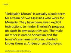 Submitted by jim-moriarty-in-your-flesh.<<< nooo Donovan and Anderson!?!?!