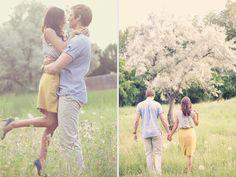 Beautiful fun Summertime session! {Megan & Cameron} | Photography by Alixann Loosle.