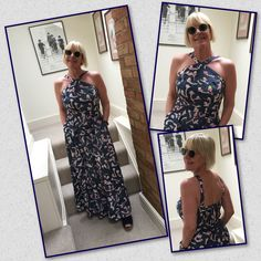 I can't wait for the sun to shine so I can wear this fabulous Aurora Maxi Dress. It's from our Limited Edition Yacht Cruise Collection and is only £99. For full details click here https://mandynoss.cabionline.uk/collection/clothes/aurora-dress/