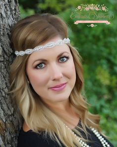 Athena Headpiece by Enchanted Shimmer Designs