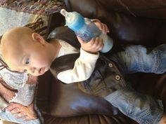 My little baby boy