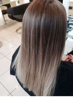 Are you looking for best hair colors to apply for long hair? Just see here, we have made a collection of fantastic long balayage colored hairstyles Brown Hair Balayage, Ash Blonde Hair, Hair Color Balayage, Ombre Hair, Beliage Hair, Glamorous Hair, Hair Looks, Dyed Hair, Hair Inspiration