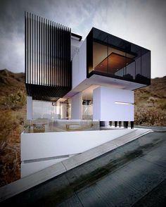 Iron House by TERRA Arquitectura & Ingenieria.