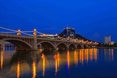 Mill Avenue Bridge-Tempe, AZ