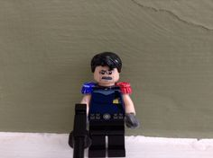 """Lego Custom """"The Comedian"""" from """"Watchmen"""""""