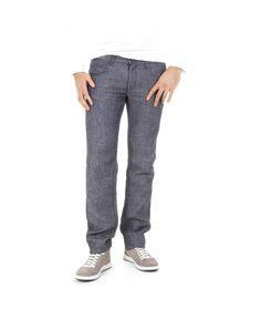 Pantaloni uomo GIORGIO ARMANI 3165 Grigio - titalola.com
