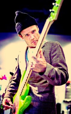 flea red hot chili peppers bass