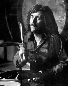 Bonzo, dark and light, from Led Zeppelin's March 5, 1971 show in Belfast