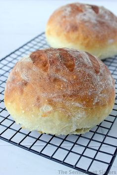 Artisan Honey Bread (5 Ingredients)