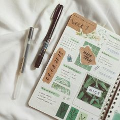 """moriistudies: """" - ̗̀ march 1 - march 11 ̖́- """"since I have this week off of college, I'm currently catching up on my bullet journal and studies (I have two tests next week and I'm not mentally..."""