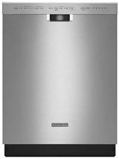 KitchenAid KDFE104DSS Best Dishwasher, Dishwasher Detergent, Dishwashers, Kitchenaid, Good Things, Top, Crop Shirt, Shirts