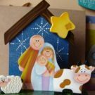 pesebre Christmas Nativity, Christmas Wood, Country Christmas, Winter Christmas, Christmas Crafts, Christmas Decorations, Holiday Decor, Fall Projects, Tole Painting