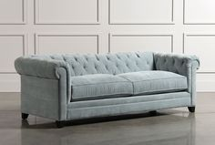 Sophie Seaspray Sofa at Living Spaces