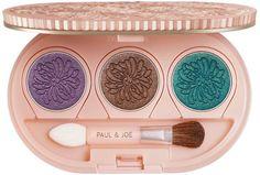 Upcoming Collections: Makeup Collections: Paul & Joe: Paul & Joe Self Select Eye Color Collection Summer 2012