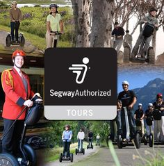 MetroMarks Recommends: City Tours by Segway PT!