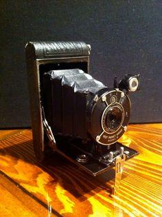 Kodak Vest Pocket Model B  Mother-in-law found it for me!