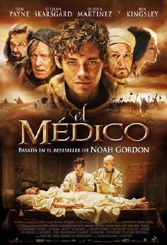 El médico, de Philipp Stölzl Adaptación de la novela histórica homónima de Noah Gordon que se convirtió en un best-seller en 1986