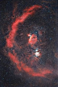 Otra imagen maravillosa de galaxias