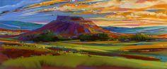 Pastels by Michael McKee