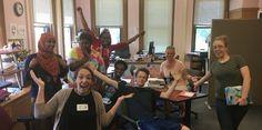 NTID Program Encourages Students' Creativity and Literacy Skills