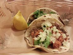 Tacos Tacos in Barcelona is a great place to visit. Margaritas, Coronitas, Mezcal and great tacos... What's not to like??? And it's pretty cheap as well..Carrer de Tapioles 9