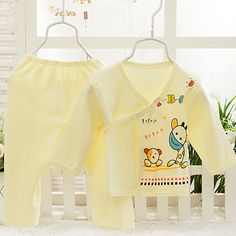 http://babyclothes.fashiongarments.biz/  100% Cotton Newborn Baby Underwear Set 0-6 Month Baby Clothing Infants Suits Girl Boy Kids Clothes Cute Soft Kids Cloth 3 Colors, http://babyclothes.fashiongarments.biz/products/100-cotton-newborn-baby-underwear-set-0-6-month-baby-clothing-infants-suits-girl-boy-kids-clothes-cute-soft-kids-cloth-3-colors/, ,  SizeThe total lengthSleeve…
