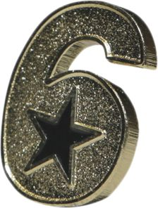 Got Your 6 lapel pin $6.00 .........Got Your 6 is a campaign led by the entertainment industry that will help create a new conversation in America, one where veterans and military families are perceived as both leaders and civic assets.